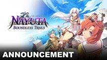The Legend of Nayuta Boundless Trails Teaser