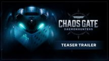 Warhammer 40k Chaos Gate Daemonhunters Teaser