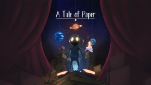 A Tale Of Paper Announce