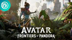 Avatar Frontiers of Pandora First Look Trailer