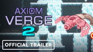 Axiom Verge 2 Gameplay Trailer