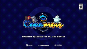 Coromon Switch Announcement