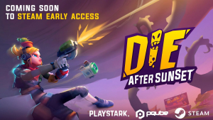 Die After Sunset Announcement Steam Early Access