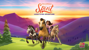Dreamworks Spirit Luckys Big Adventure Trailer