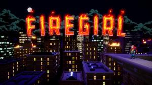 Firegirl Reveal