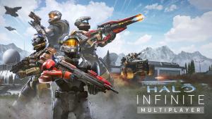 Halo Infinite multiplayer Trailer