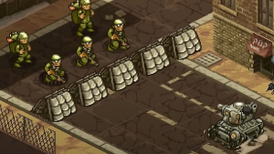 Metal Slug Tactics Reveal
