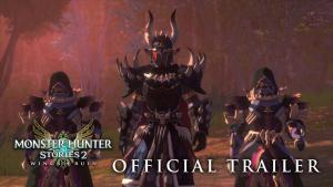 Monster Hunter Stories 2 Summer Game Trailer