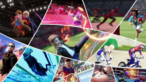 Olympic Games Tokyo 2020 The Official Video Game Launch