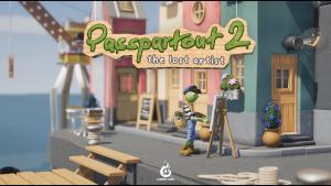 Passpartout 2 The Lost Artist Official Announcement