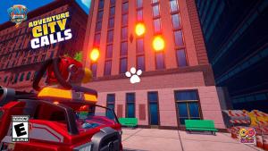 Paw Patrol the Movie Adventure City Calls Game Announce