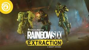 Rainbow Six Extraction Cinematic Trailer