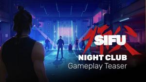 Sifu Night Club Gameplay