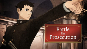 The Great Ace Attorney Chronicles E3