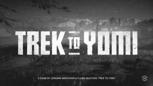 Trek to Yomi Announcement