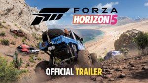 Forza Horizon 5 Official Announce