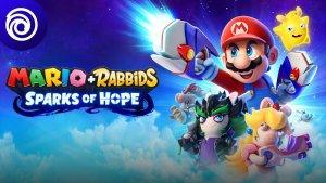 Mario Rabbids Spark of Hope Reveal Trailer