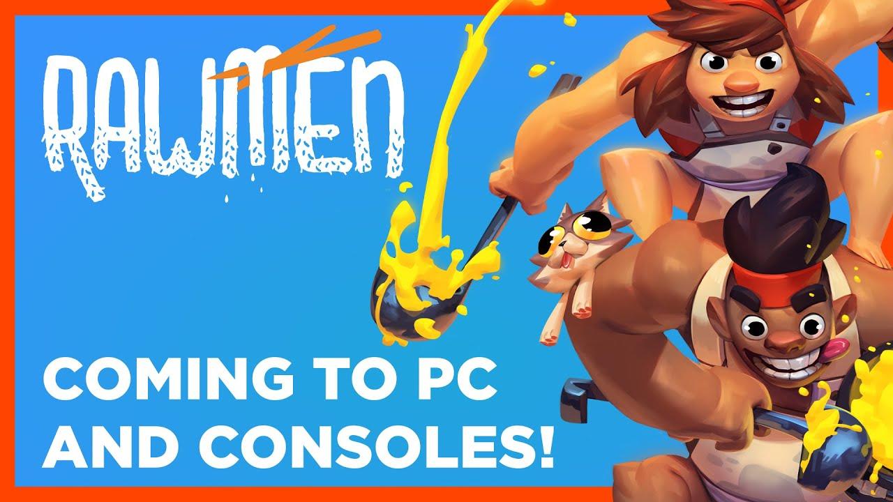 Rawmen E3 Trailer
