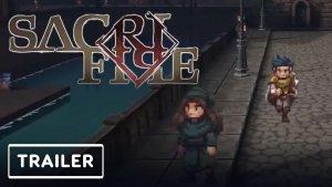 SacriFire Reveal E3 2021
