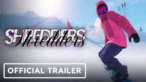 Shredders Official Gameplay
