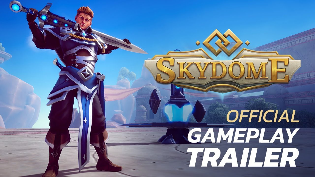 Skydome Official Gameplay