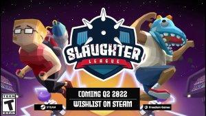 Slaughter League E3 Trailer