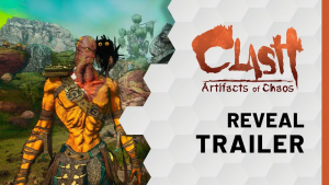 Clash Artifacts of Chaos Reveal