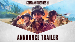 Company of Heroes 3 Announce