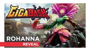 GigaBash Rohanna Official Reveal