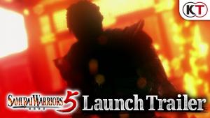 Samurai Warriors 5 Launch