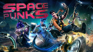 Space Punks Official Reveal