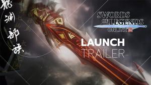 Swords of Legends Online Launch