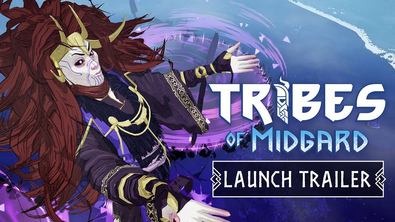 Tribes of Midgard Launch