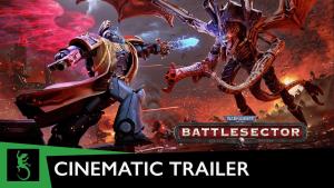 Warhammer 40,000 Battlesector Release