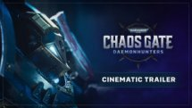 Warhammer 40000 Chaos Gate Daemonhunters Full Cinematic