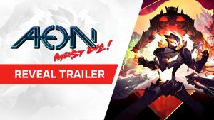 Aeon Must Die Reveal Trailer