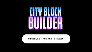 City Block Builder Gamescom Trailer