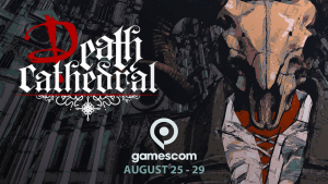 Death Cathedral gamescom 2021 Reveal