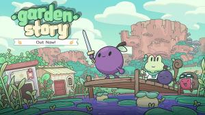 Garden Story Launch Trailer