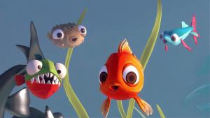I Am Fish Announcement