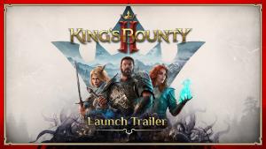 King's Bounty II Launch
