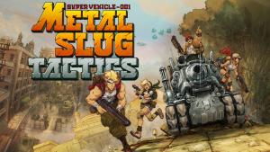 Metal Slug Tactics Gameplay Reveal