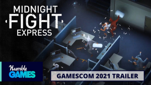 Midnight Fight Express Gamescom 2021