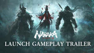 Naraka Bladepoint Launch Gameplay