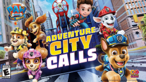 PAW Patrol The Movie Adventure City Calls Launch