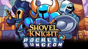 Shovel Knight Pocket Dungeon Trailer
