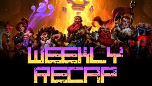 Weekly Recap (Art: Skydome)