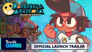 Dodgeball Academia Official Launch