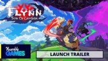 Flynn Son of Crimson Launch Trailer