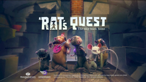 A Rats Quest The Way Back Home 2021 Showcase